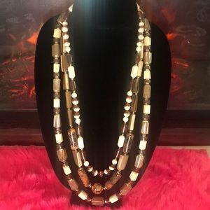 Jewelry - Vtg Bundle Beaded Necklaces